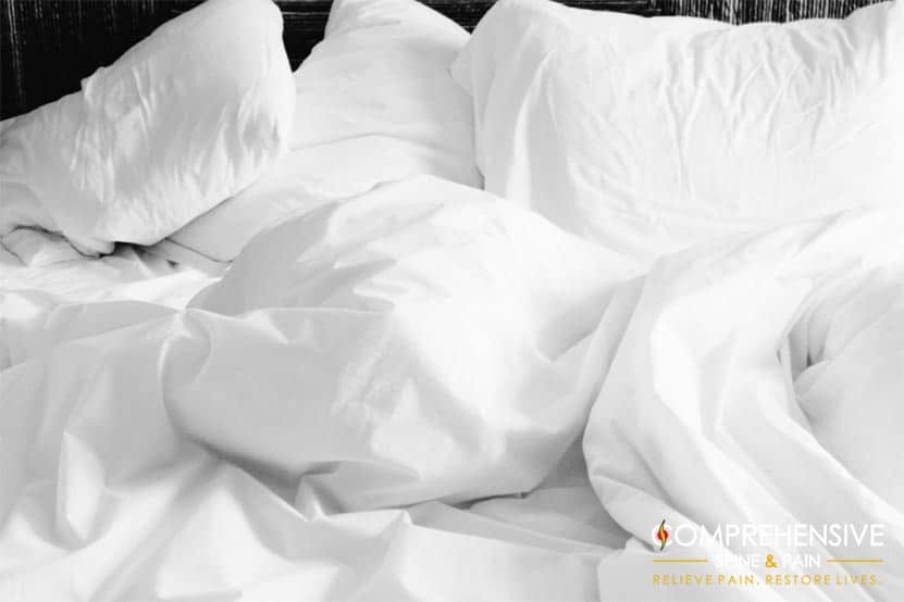 What causes night sweats?