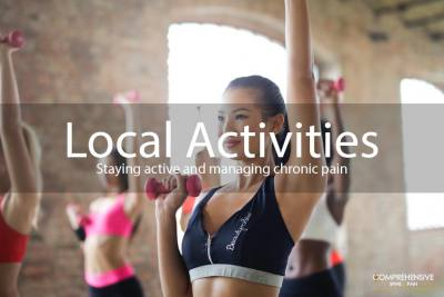 Local activites that can help manage chronic pain Villa Rica